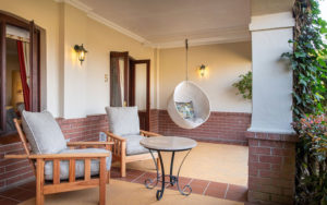 Restaurant and accommodation in Nelspruit